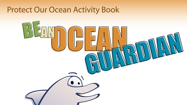 Be an Ocean Guardian